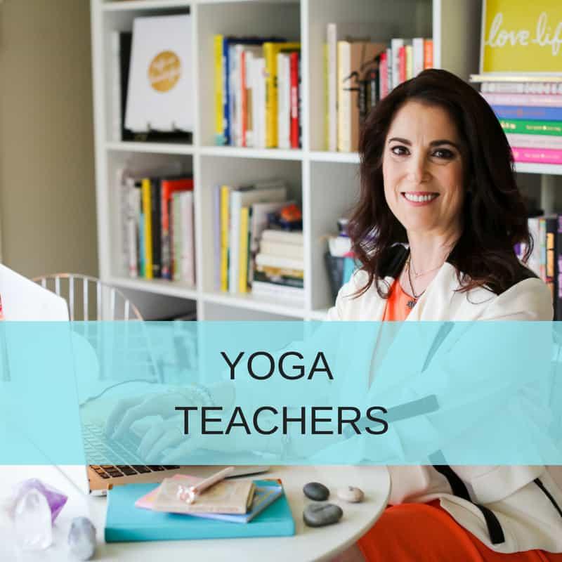 Marla Sacks Yoga - New Yoga Teachers