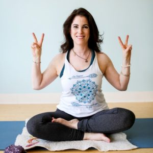 Marla Sacks Yoga Workshop