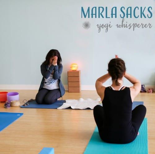 Marla Sacks Yoga - Namaste